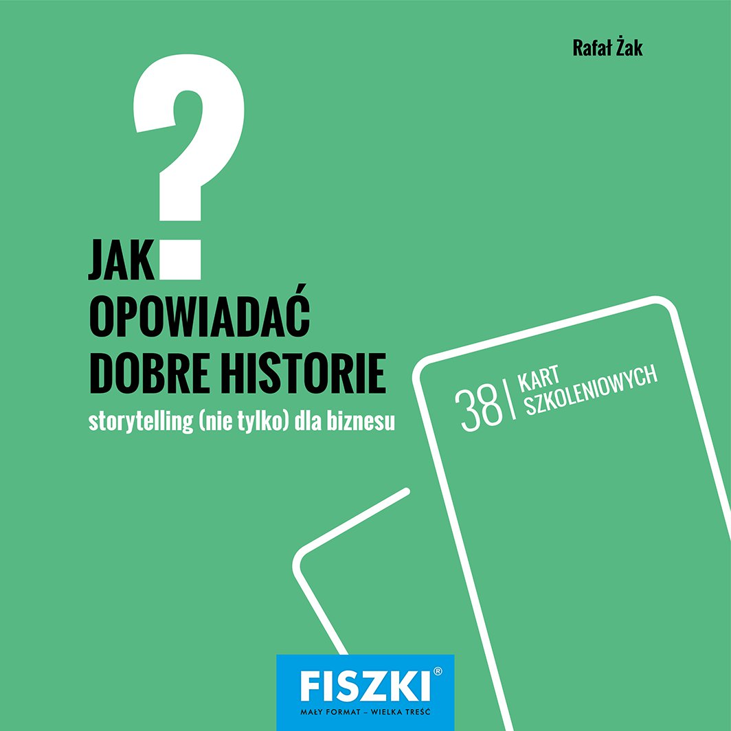 Jak opowiadać dobre historie? - Ebook (Książka PDF) do pobrania w formacie PDF