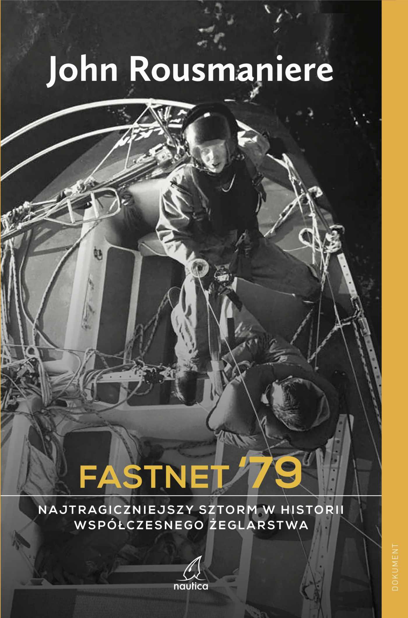 Fastnet '79 - Ebook (Książka EPUB) do pobrania w formacie EPUB