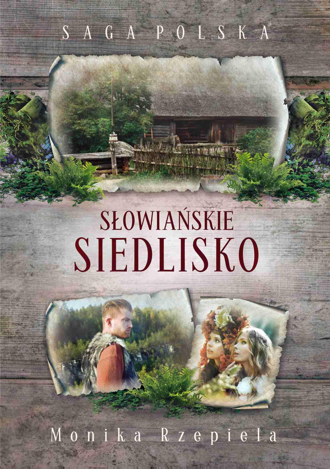 Słowiańskie siedlisko - Ebook (Książka na Kindle) do pobrania w formacie MOBI