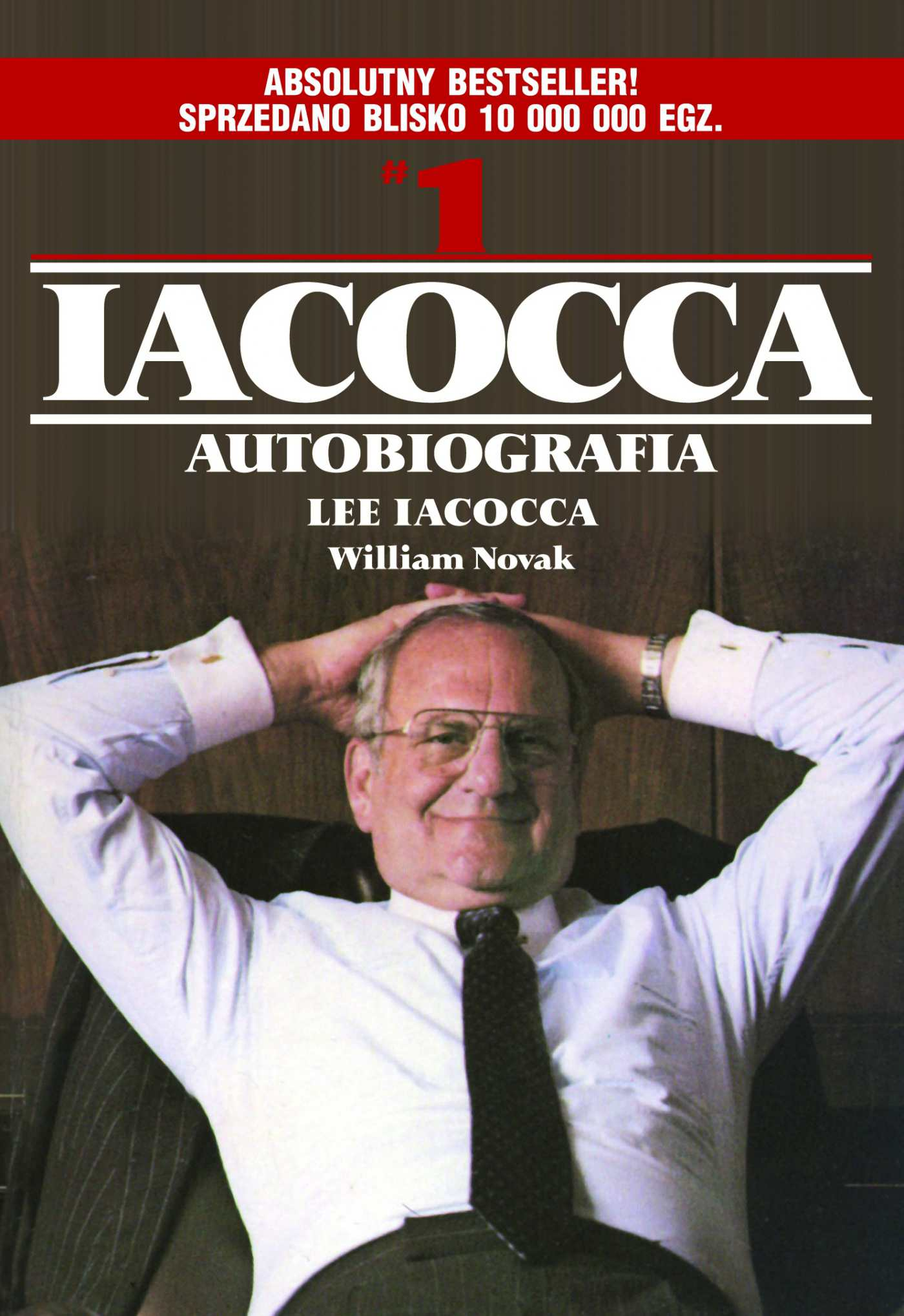 IACOCCA Autobiografia - Ebook (Książka na Kindle) do pobrania w formacie MOBI