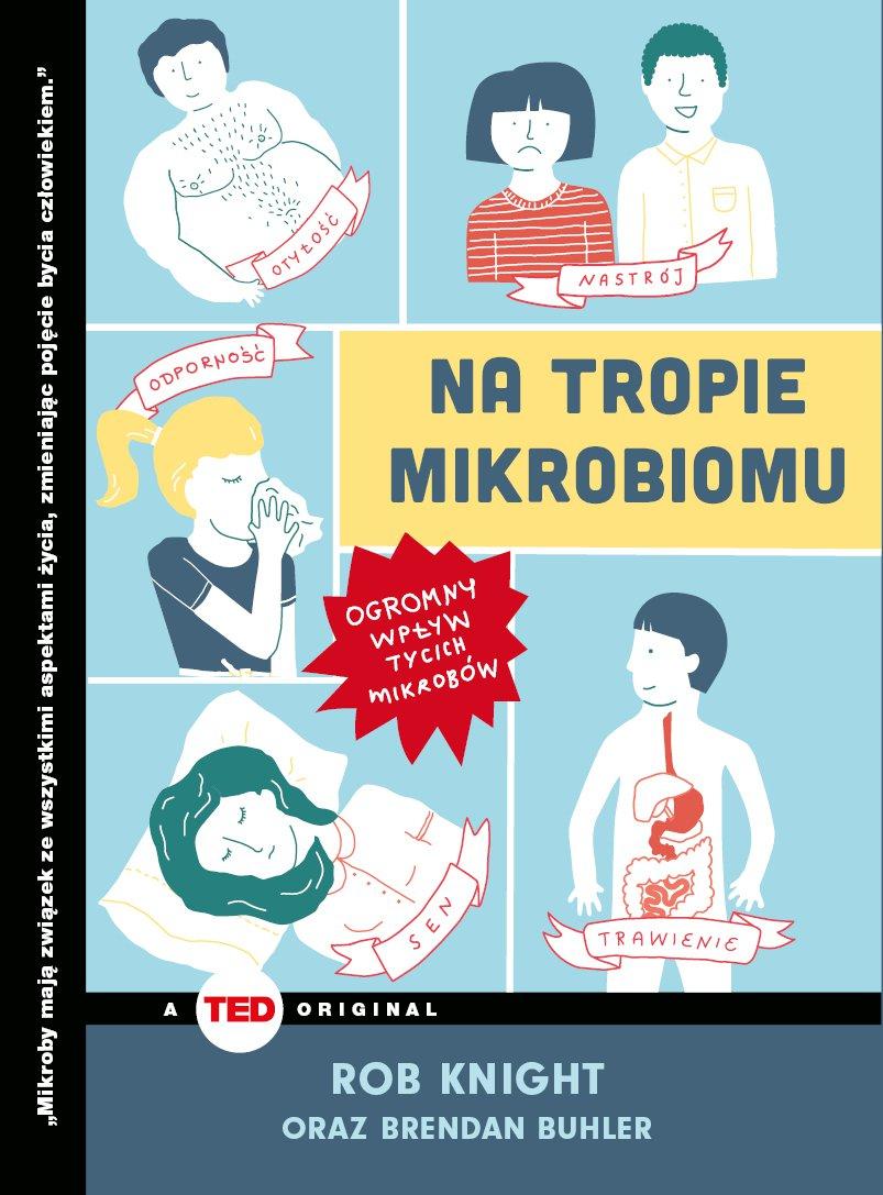 Na tropie mikrobiomu - Ebook (Książka EPUB) do pobrania w formacie EPUB