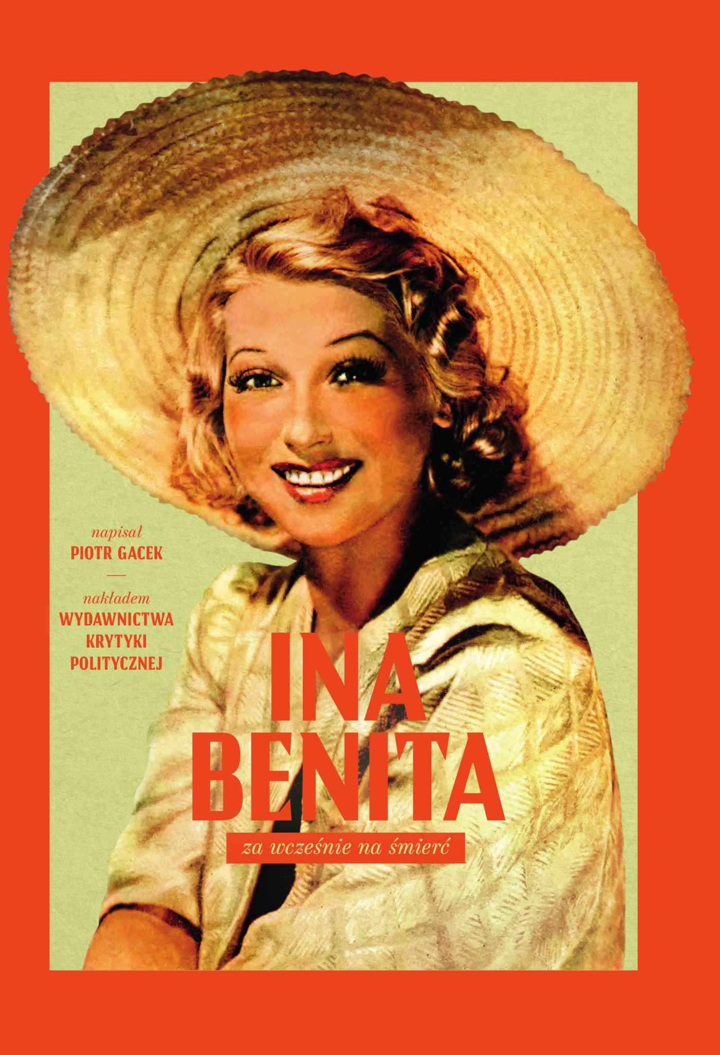 Ina Benita. Za wcześnie na śmierć - Ebook (Książka na Kindle) do pobrania w formacie MOBI