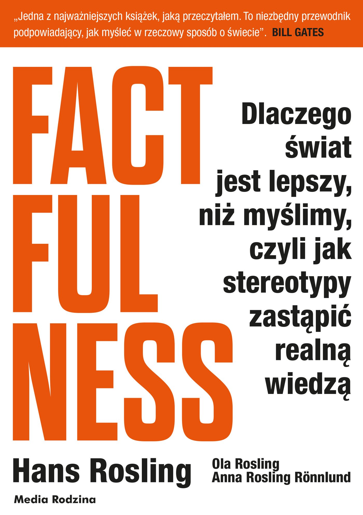 Factfulness - Ebook (Książka na Kindle) do pobrania w formacie MOBI