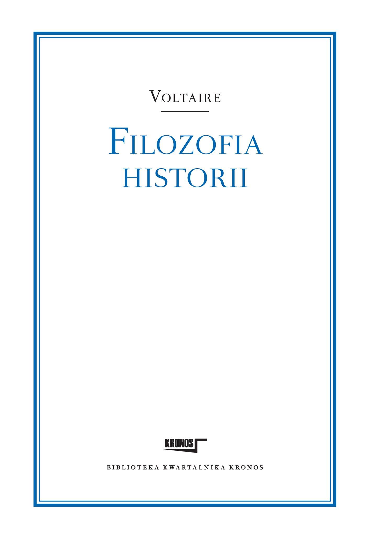 Filozofia historii - Ebook (Książka EPUB) do pobrania w formacie EPUB