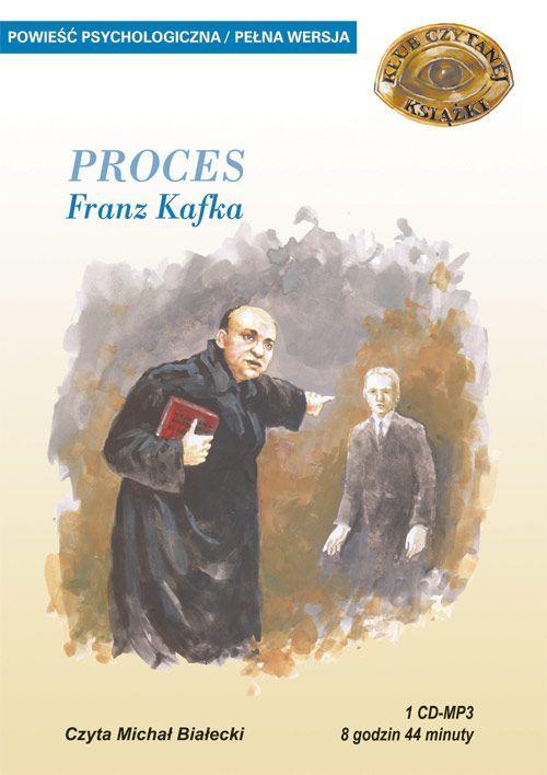 Proces - Audiobook (Książka audio MP3) do pobrania w całości w archiwum ZIP