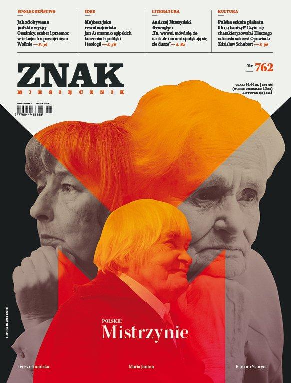 Miesięcznik Znak nr 762: Polskie Mistrzynie - Ebook (Książka PDF) do pobrania w formacie PDF