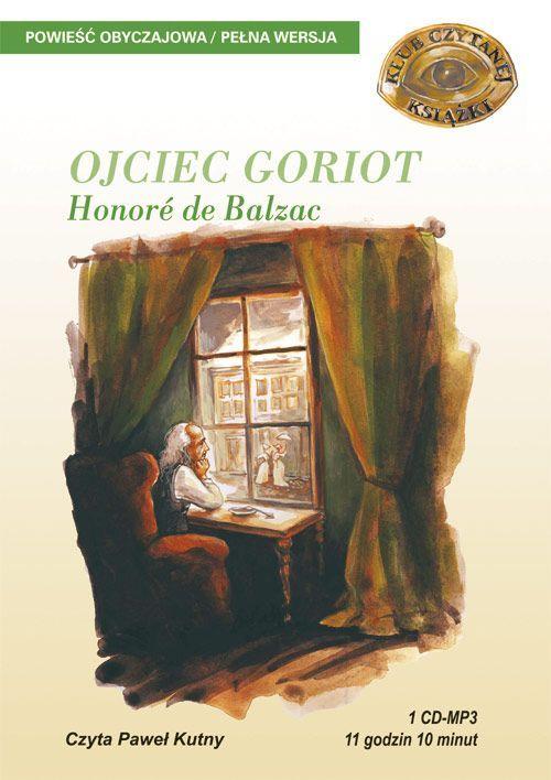 Ojciec Goriot - Audiobook (Książka audio MP3) do pobrania w całości w archiwum ZIP