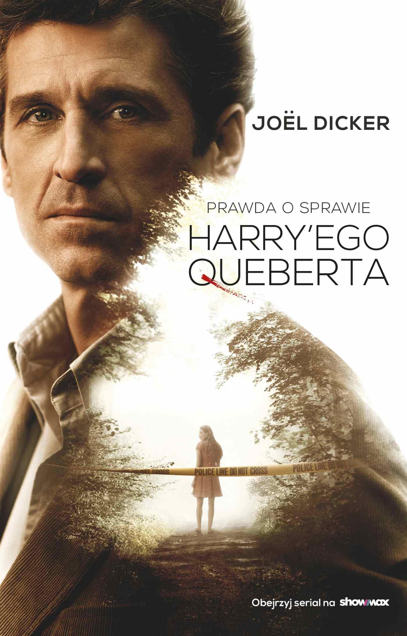 Prawda o sprawie Harry'ego Queberta - Ebook (Książka na Kindle) do pobrania w formacie MOBI