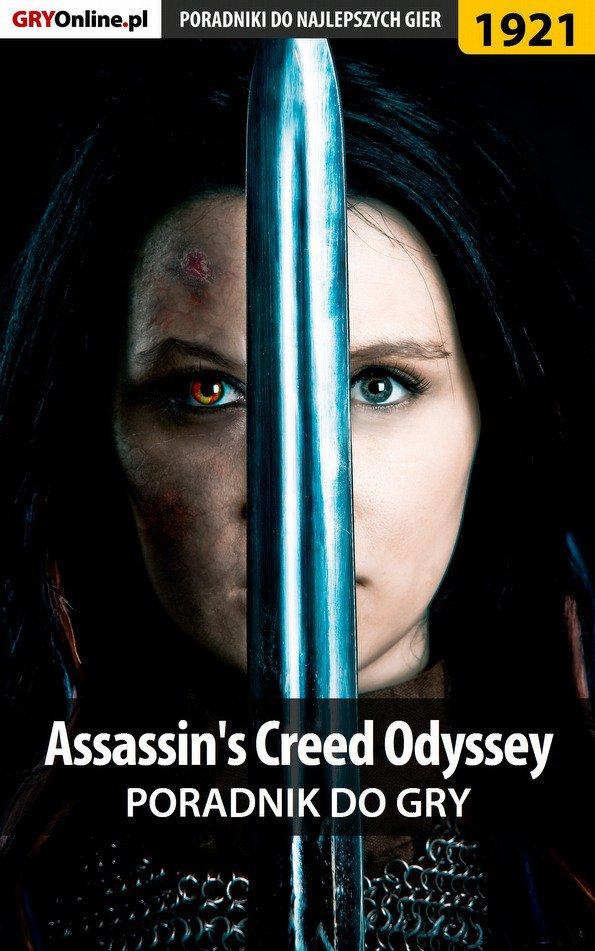 Assassin's Creed Odyssey - poradnik do gry - Ebook (Książka EPUB) do pobrania w formacie EPUB