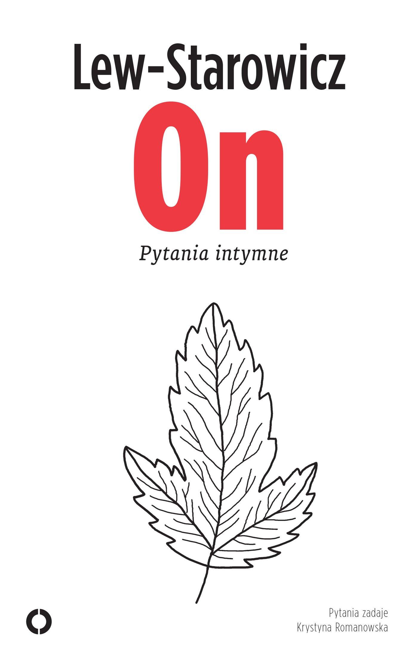On. Pytania intymne - Ebook (Książka na Kindle) do pobrania w formacie MOBI