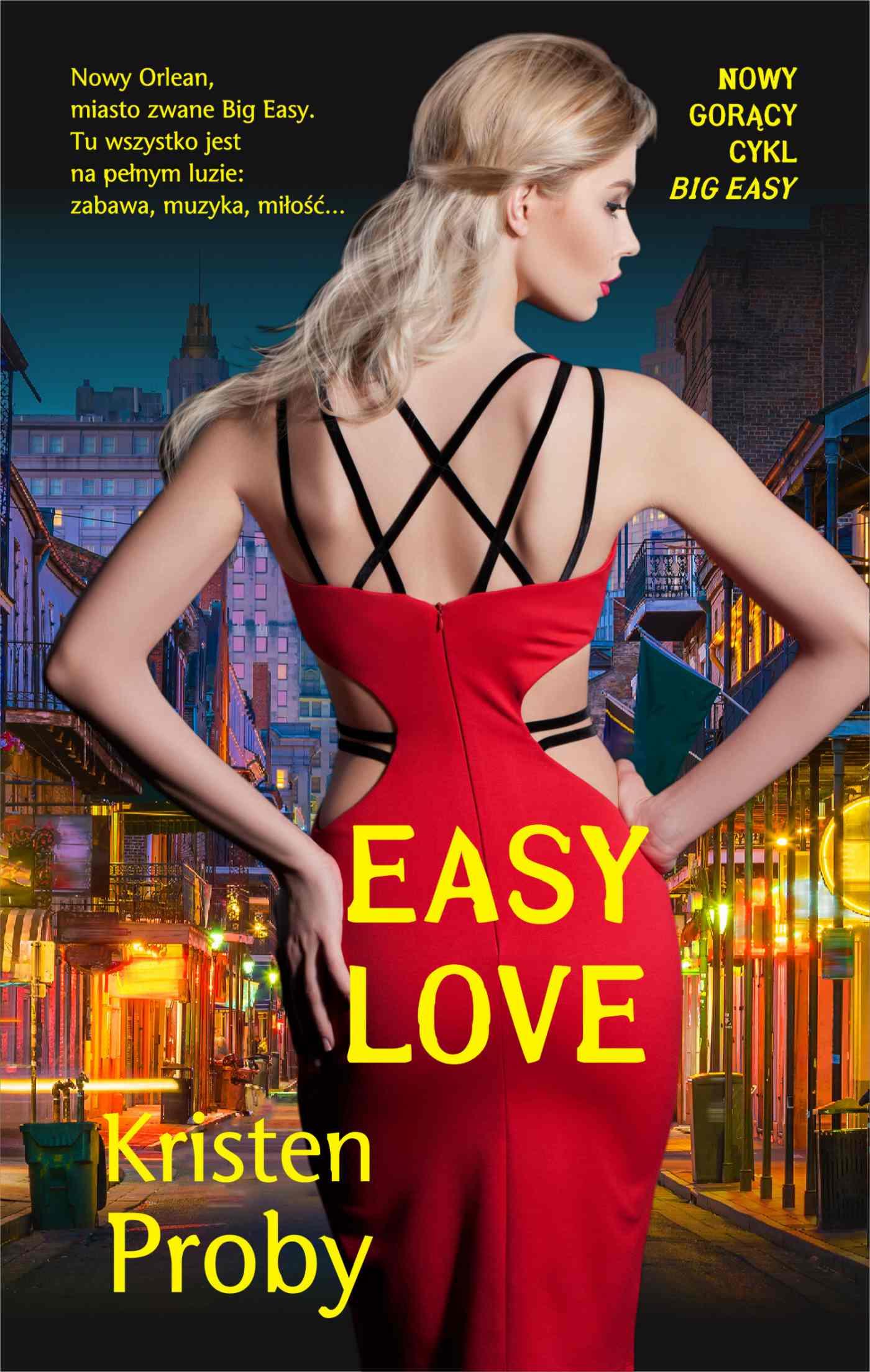 Easy Love - Ebook (Książka na Kindle) do pobrania w formacie MOBI