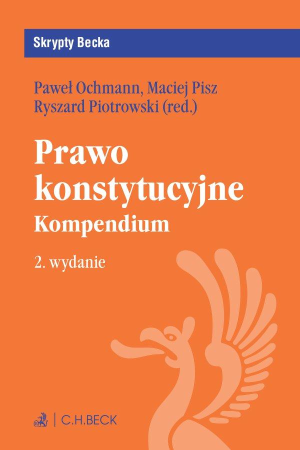 Prawo konstytucyjne. Kompendium. Wydanie 2 - Ebook (Książka PDF) do pobrania w formacie PDF