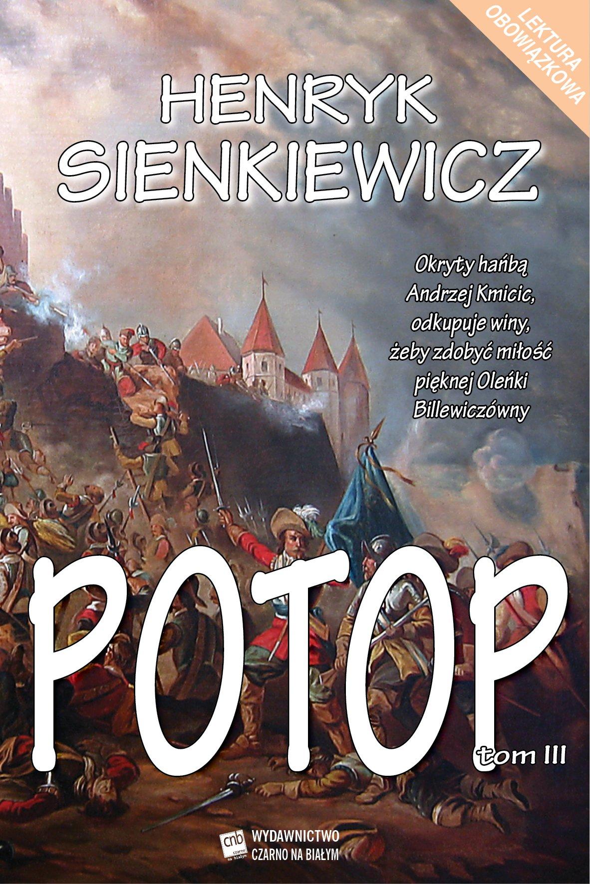 Potop. Tom III - Ebook (Książka na Kindle) do pobrania w formacie MOBI