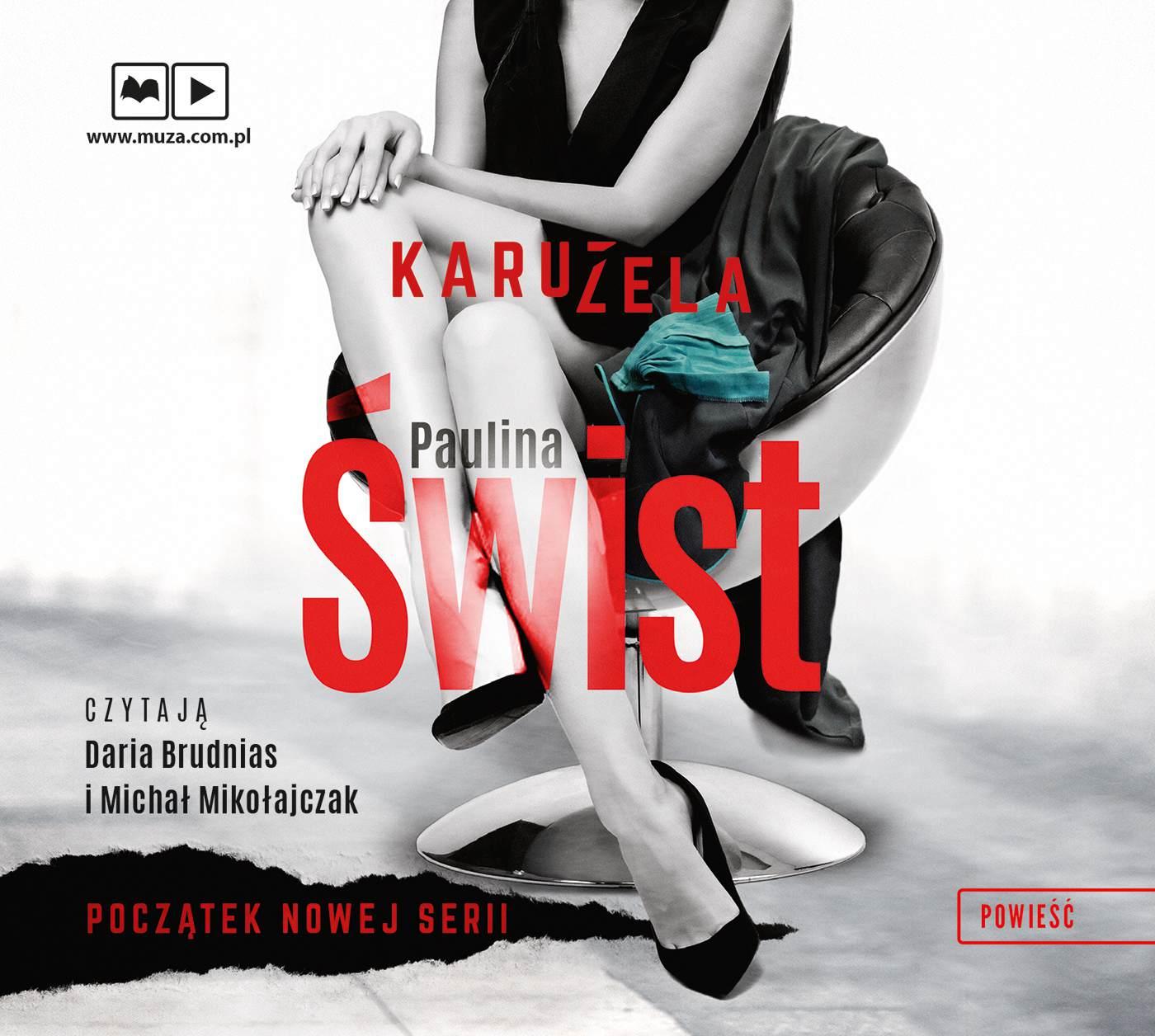 Karuzela - Audiobook (Książka audio MP3) do pobrania w całości w archiwum ZIP