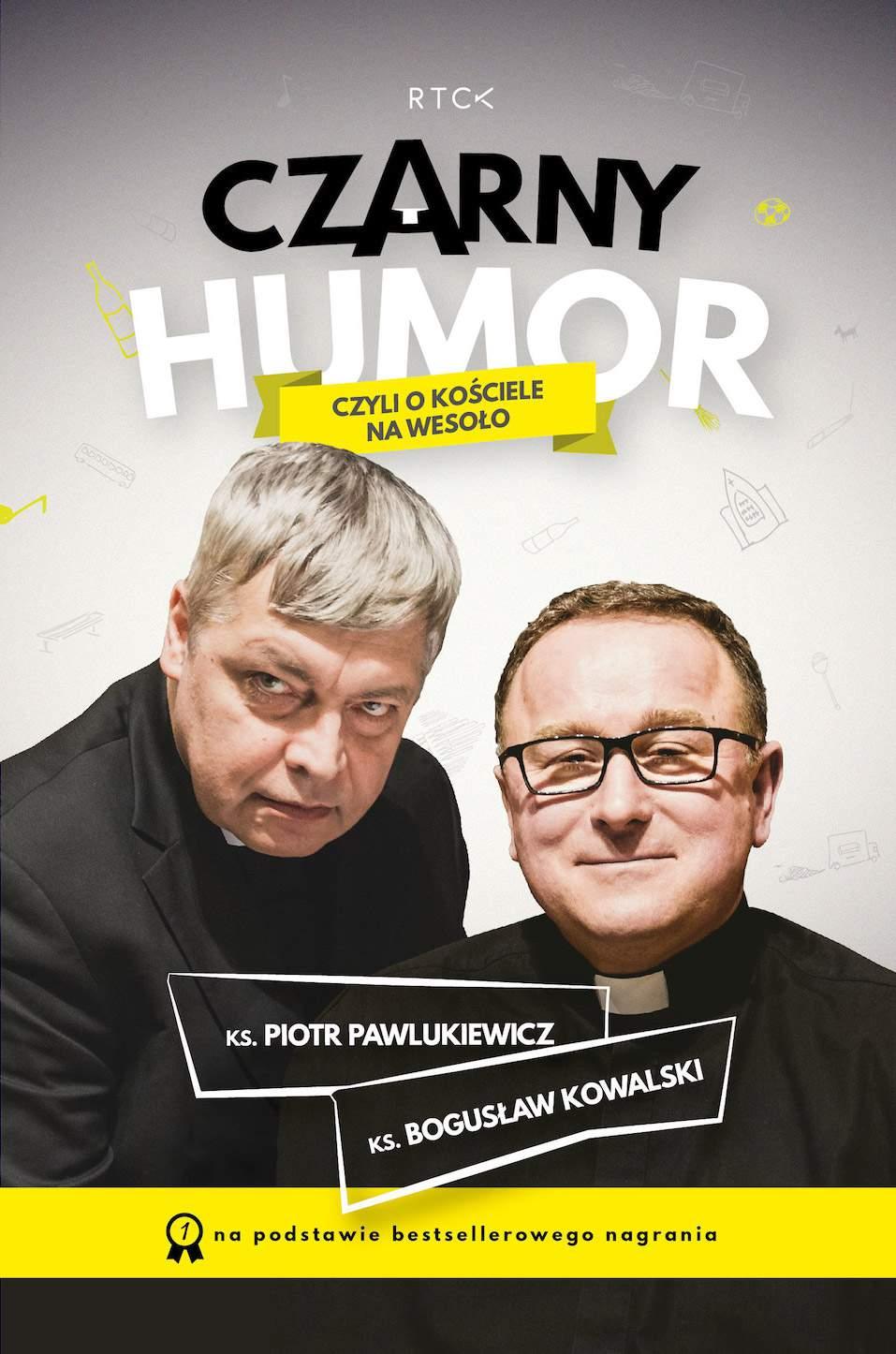 Czarny humor czyli o kościele na wesoło - Ebook (Książka na Kindle) do pobrania w formacie MOBI