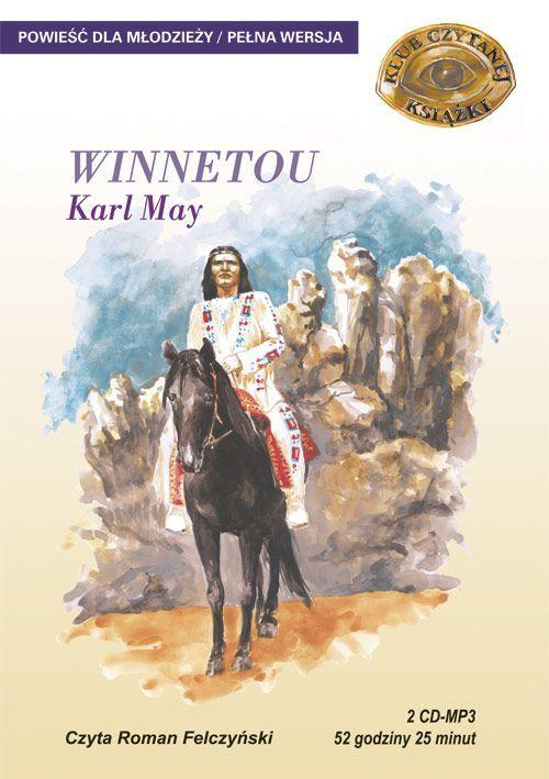 Winnetou - Audiobook (Książka audio MP3) do pobrania w całości w archiwum ZIP