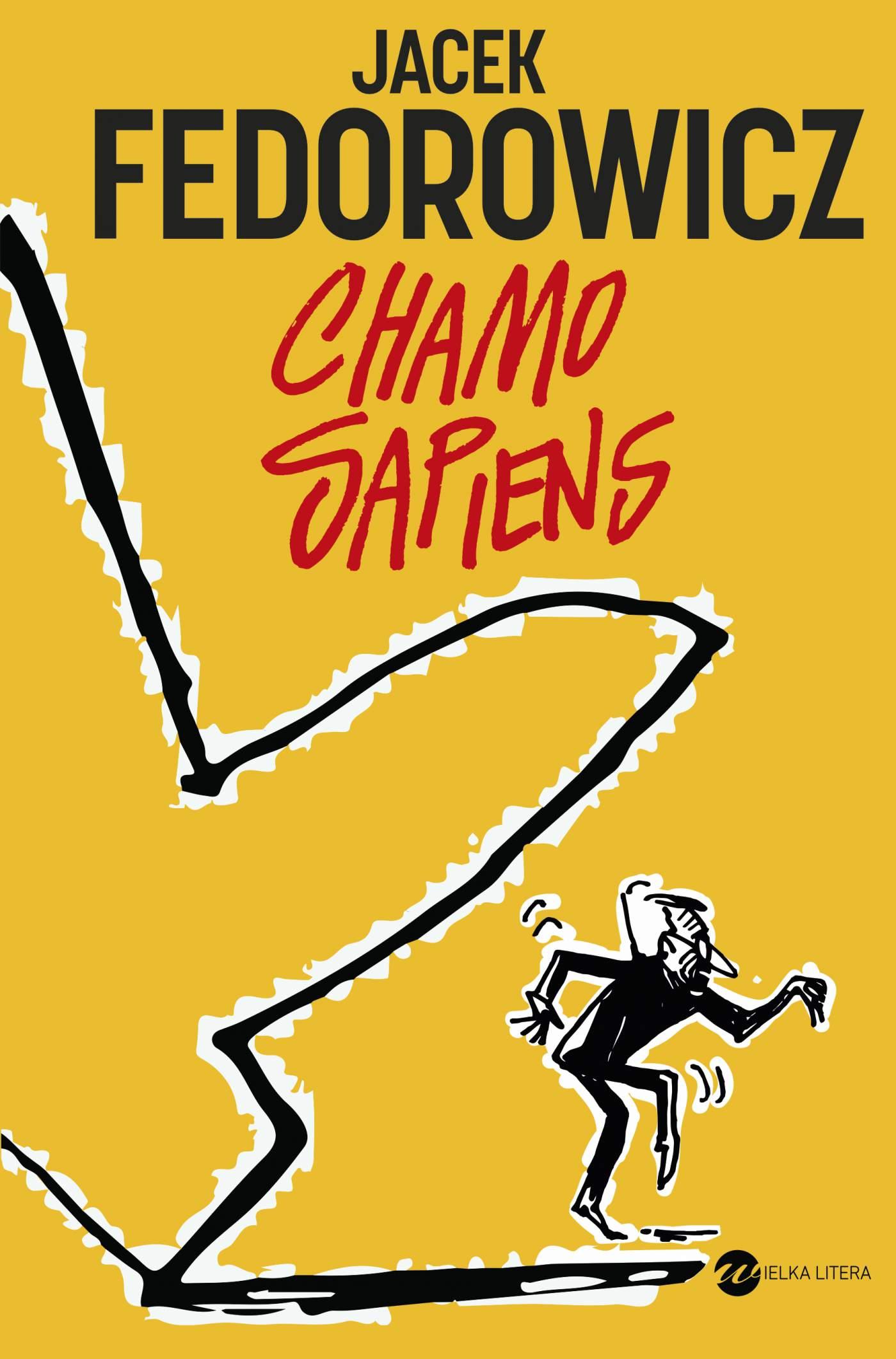 Chamo sapiens - Ebook (Książka EPUB) do pobrania w formacie EPUB