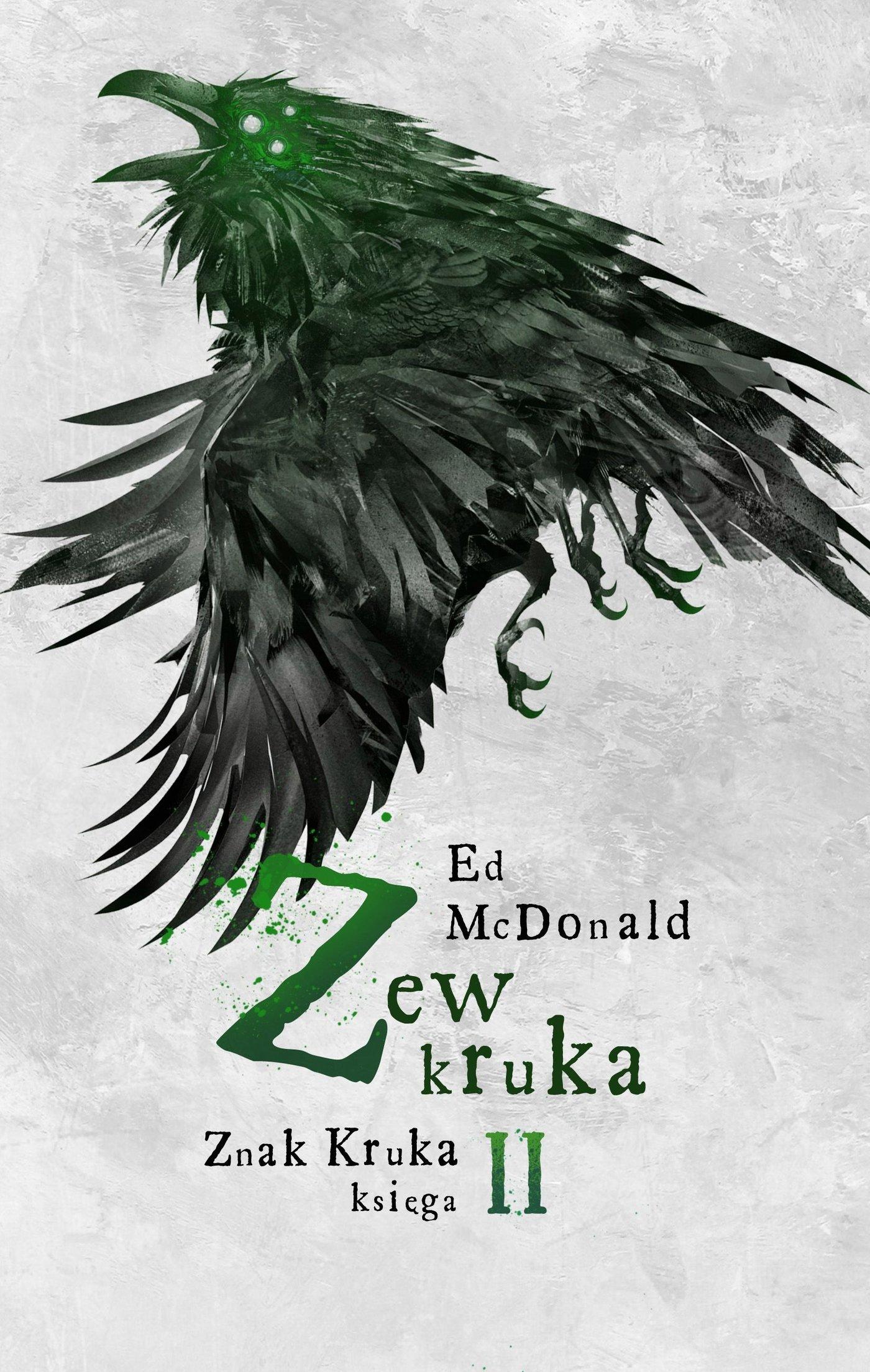 Zew kruka. Seria Znak Kruka. Księga 2 - Ebook (Książka na Kindle) do pobrania w formacie MOBI
