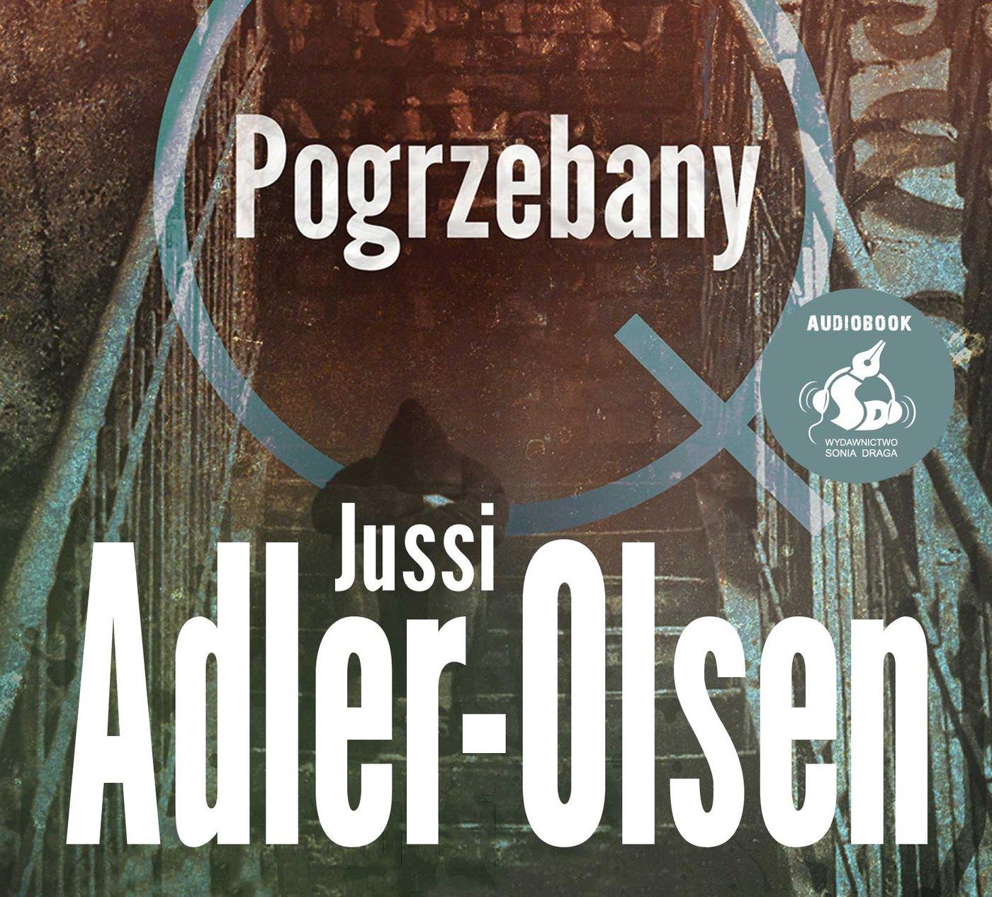 Pogrzebany - Audiobook (Książka audio MP3) do pobrania w całości w archiwum ZIP