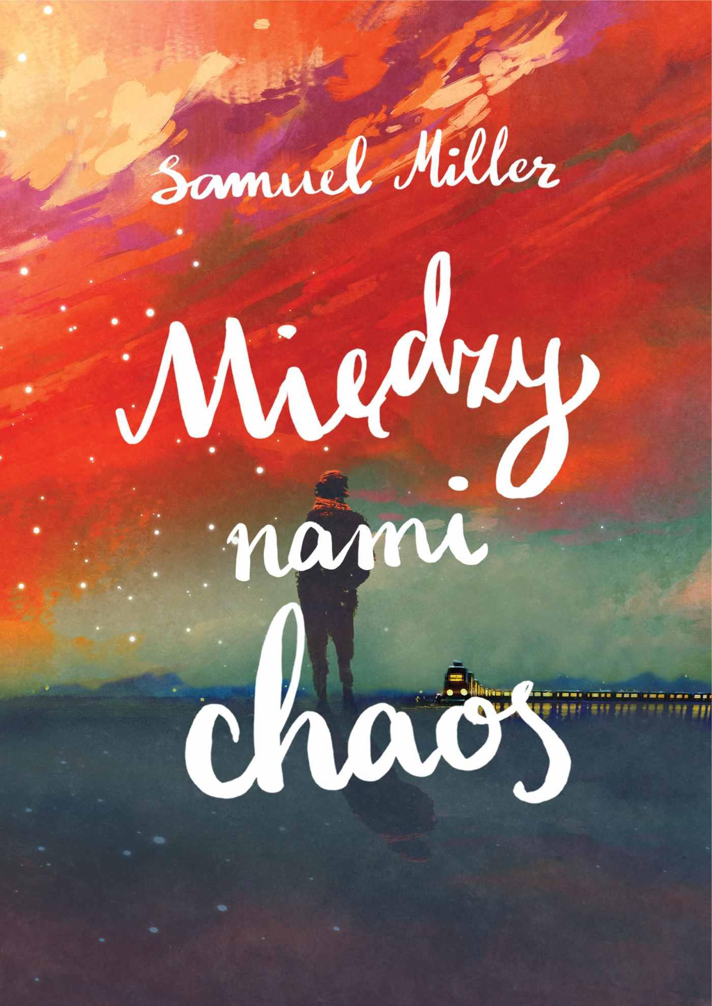 Między nami chaos - Ebook (Książka na Kindle) do pobrania w formacie MOBI