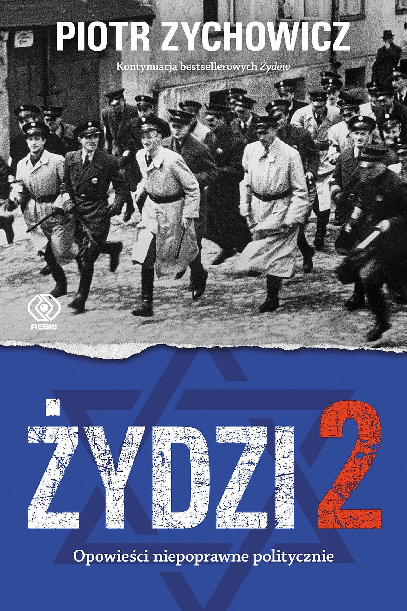Żydzi 2 - Ebook (Książka na Kindle) do pobrania w formacie MOBI