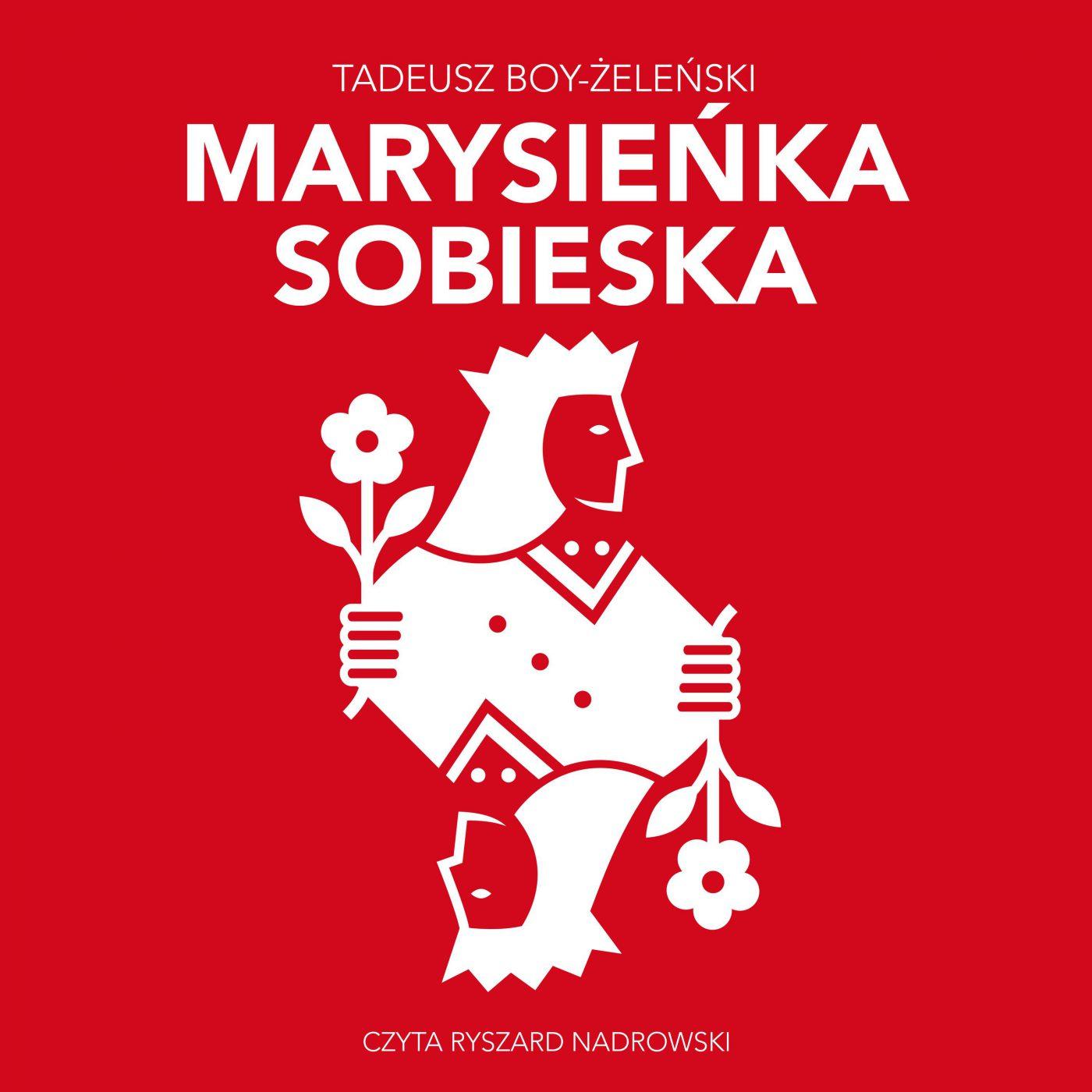Marysieńska Sobieska - Audiobook (Książka audio MP3) do pobrania w całości w archiwum ZIP
