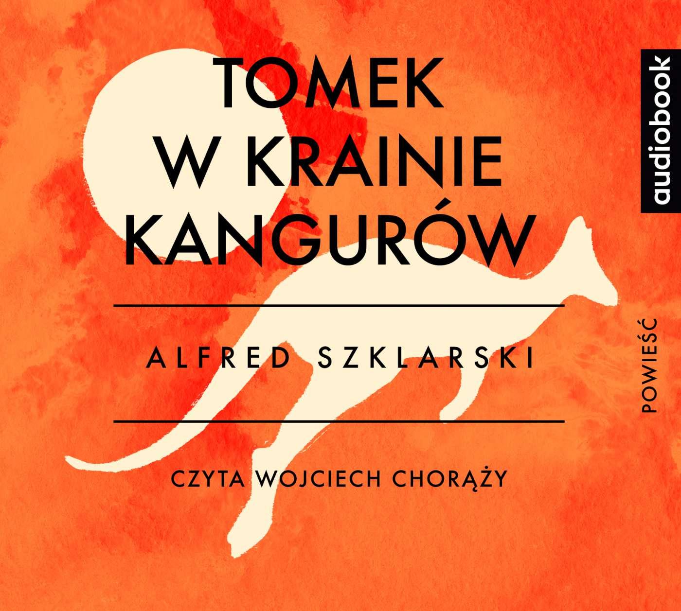 Tomek w krainie kangurów - Audiobook (Książka audio MP3) do pobrania w całości w archiwum ZIP