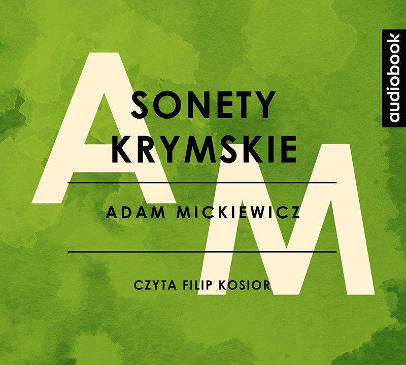 Sonety krymskie - Audiobook (Książka audio MP3) do pobrania w całości w archiwum ZIP