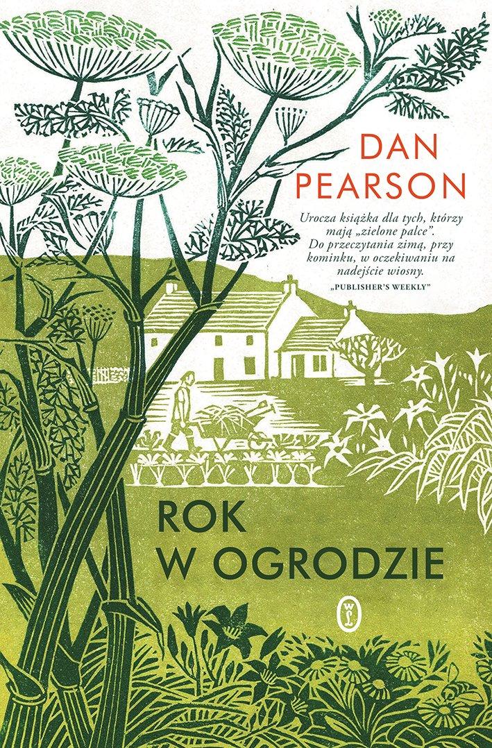 Rok w ogrodzie - Ebook (Książka na Kindle) do pobrania w formacie MOBI