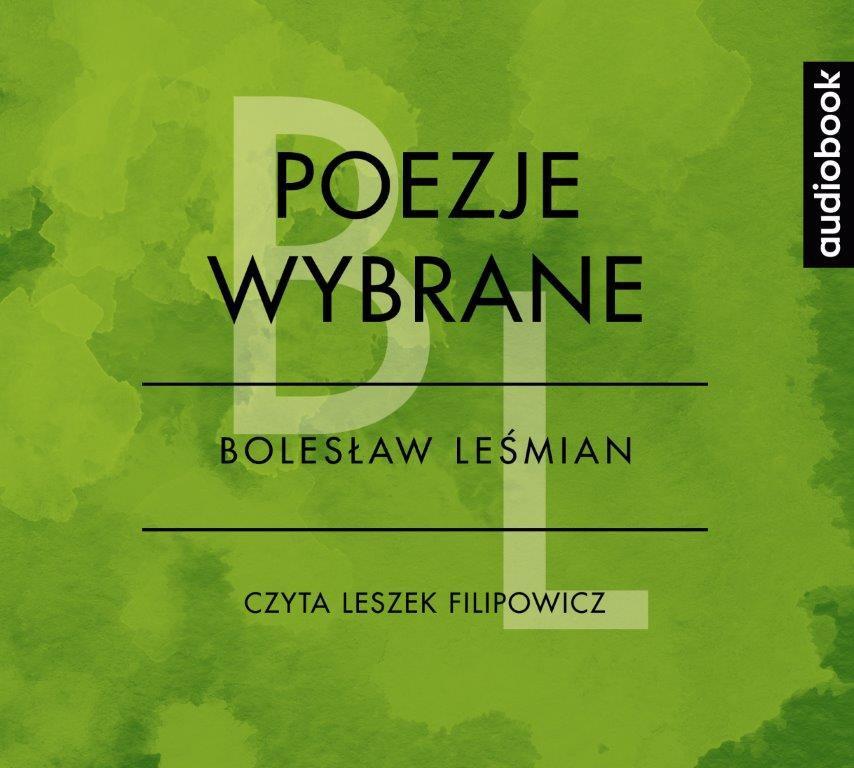 Poezje Wybrane Bolesław Leśmian