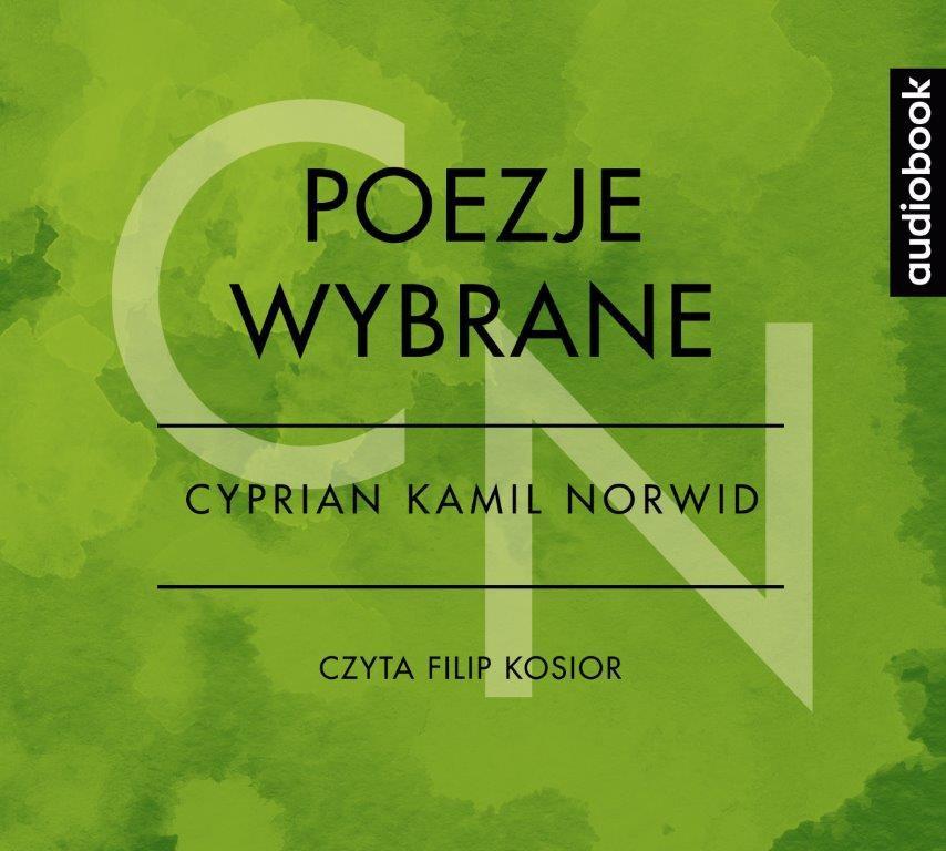 Poezje Wybrane Cyprian Kamil Norwid