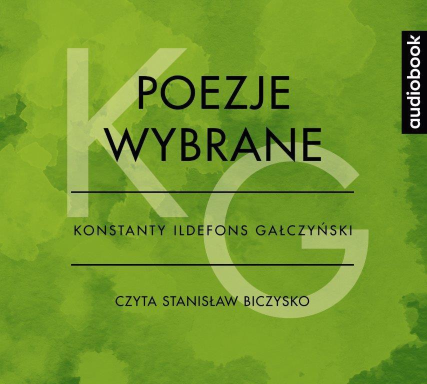 Poezje Wybrane Konstanty Ildefons Gałczyński