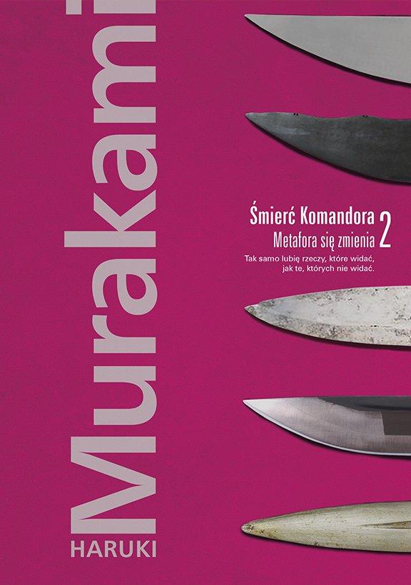 Śmierć Komandora. Tom 2. Metafora się zmienia - Ebook (Książka na Kindle) do pobrania w formacie MOBI