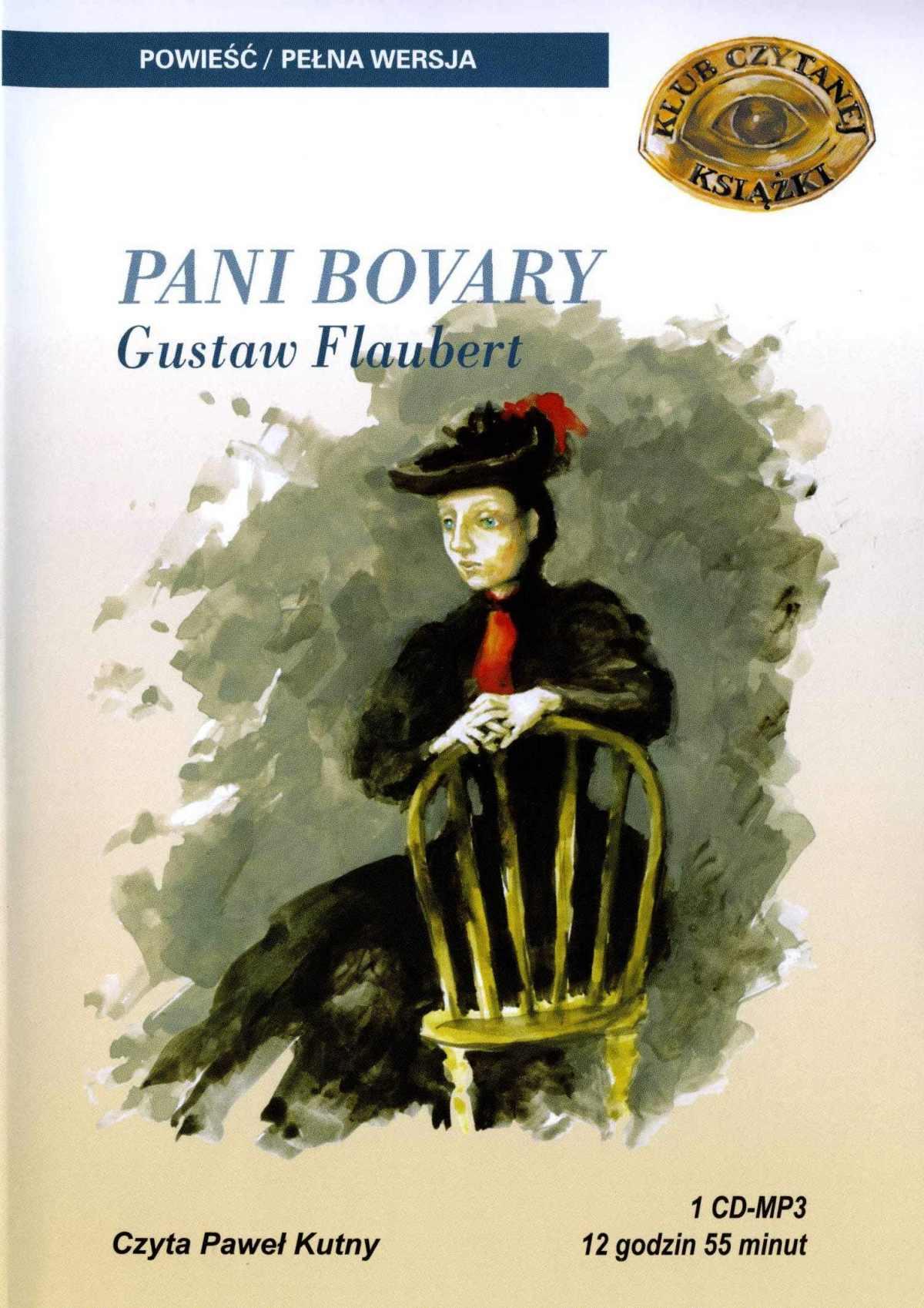 Pani Bovary - Audiobook (Książka audio MP3) do pobrania w całości w archiwum ZIP