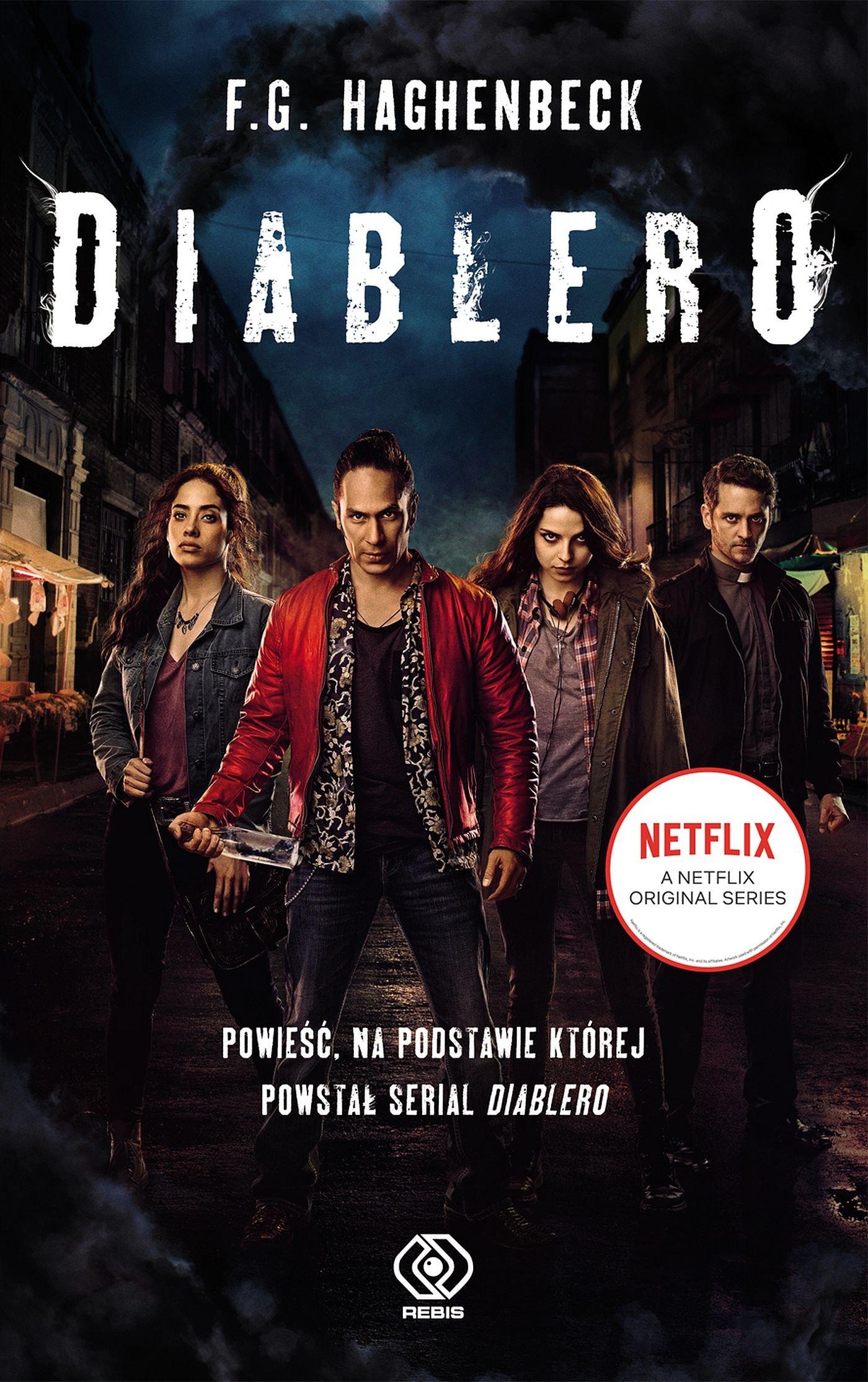 Diablero - Ebook (Książka EPUB) do pobrania w formacie EPUB