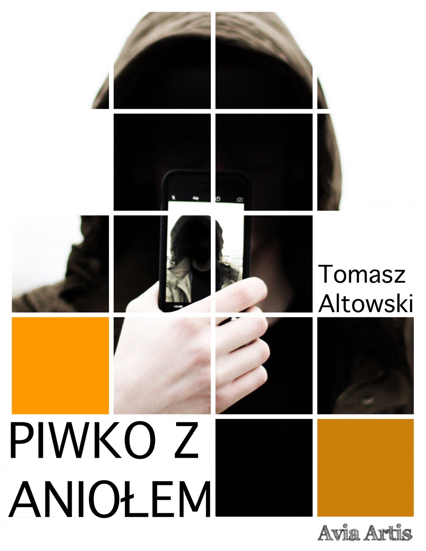 Piwko z aniołem - Ebook (Książka na Kindle) do pobrania w formacie MOBI