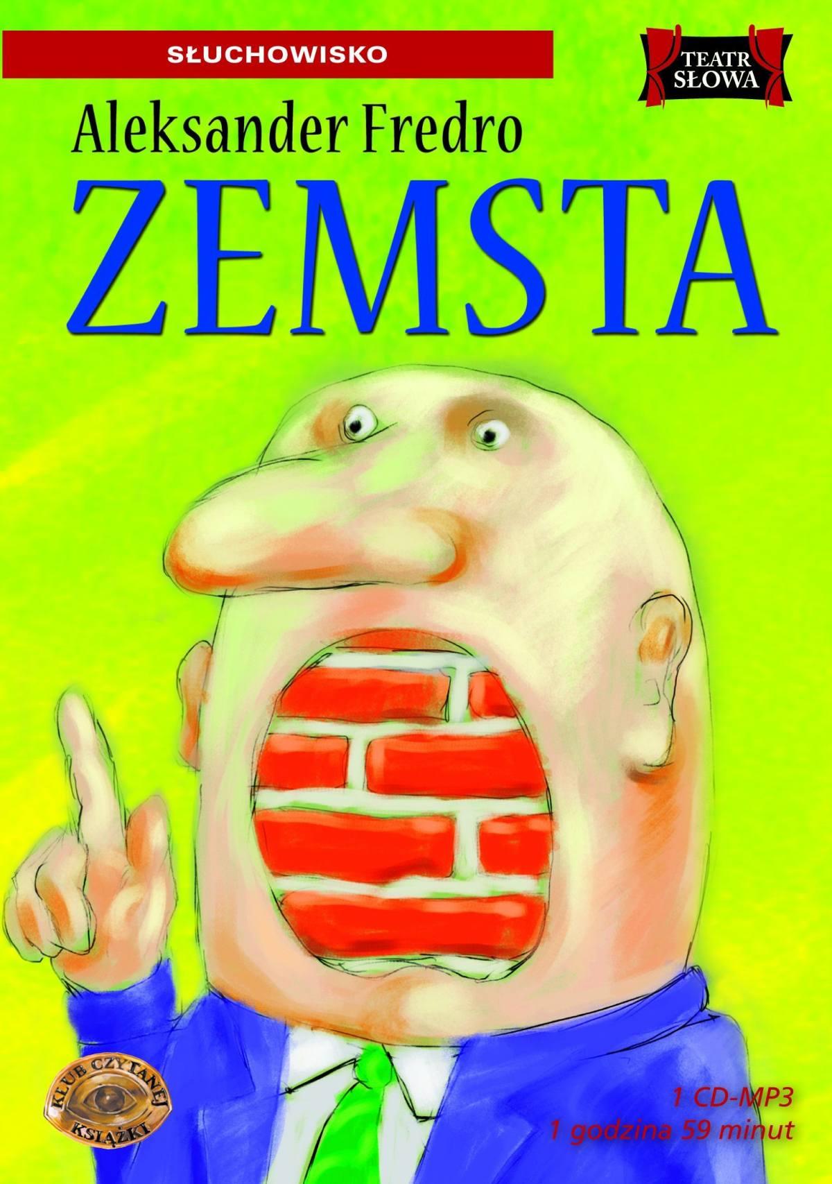 Zemsta - Audiobook (Książka audio MP3) do pobrania w całości w archiwum ZIP