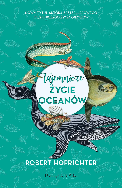 Tajemnicze życie oceanów - Ebook (Książka na Kindle) do pobrania w formacie MOBI