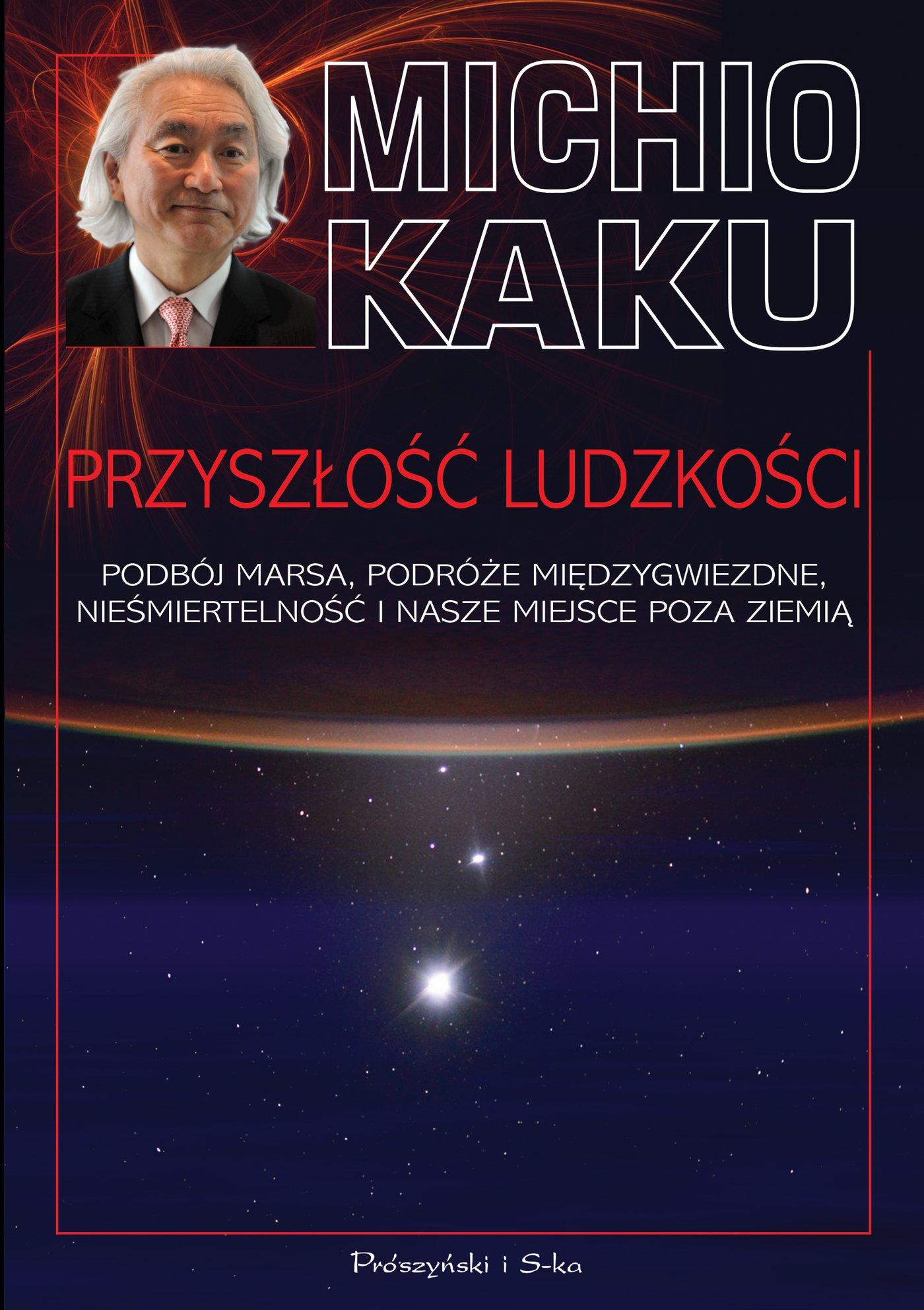 Przyszłość ludzkości - Ebook (Książka EPUB) do pobrania w formacie EPUB