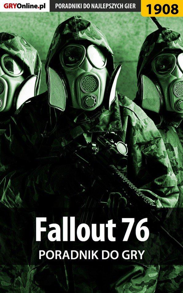 Fallout 76 - poradnik do gry - Ebook (Książka EPUB) do pobrania w formacie EPUB