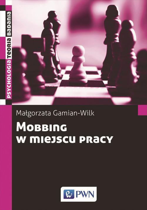 Mobbing w miejscu pracy - Ebook (Książka na Kindle) do pobrania w formacie MOBI