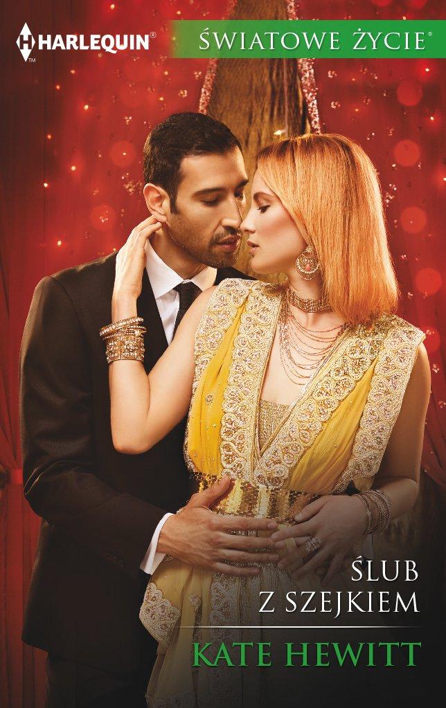Ślub z szejkiem - Ebook (Książka na Kindle) do pobrania w formacie MOBI