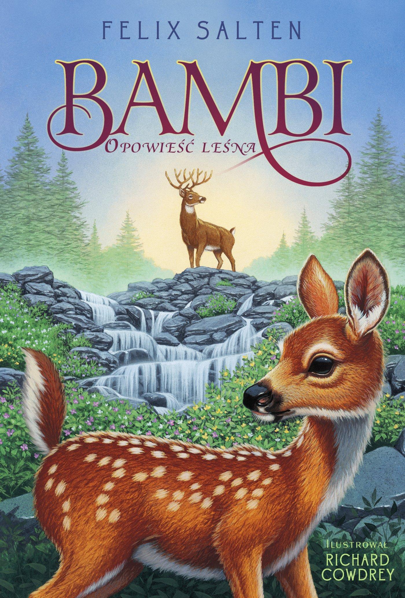 Bambi - Ebook (Książka na Kindle) do pobrania w formacie MOBI