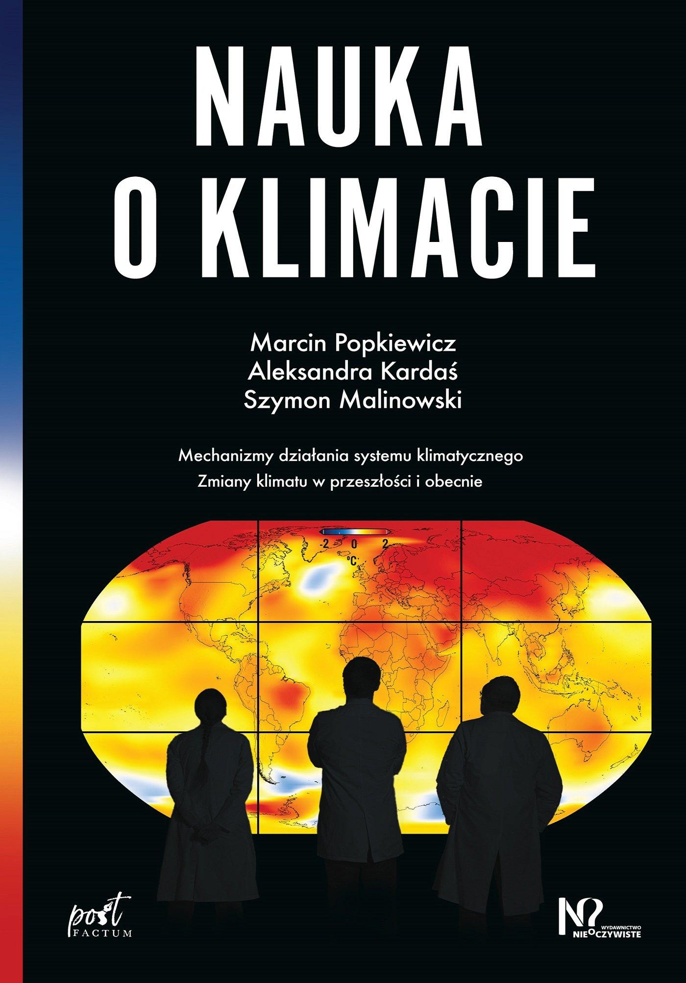 Nauka o klimacie - Ebook (Książka na Kindle) do pobrania w formacie MOBI