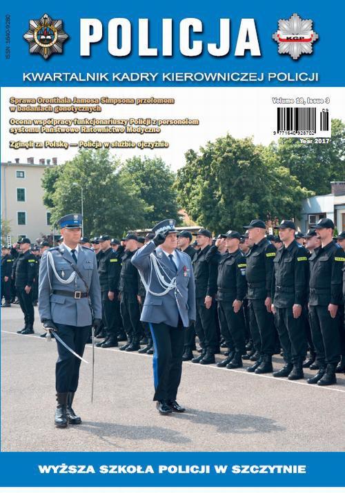 Policja 3/2017 - Ebook (Książka PDF) do pobrania w formacie PDF