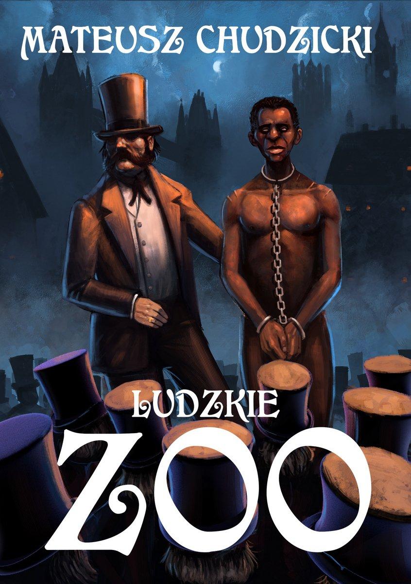 Ludzkie zoo - Ebook (Książka EPUB) do pobrania w formacie EPUB