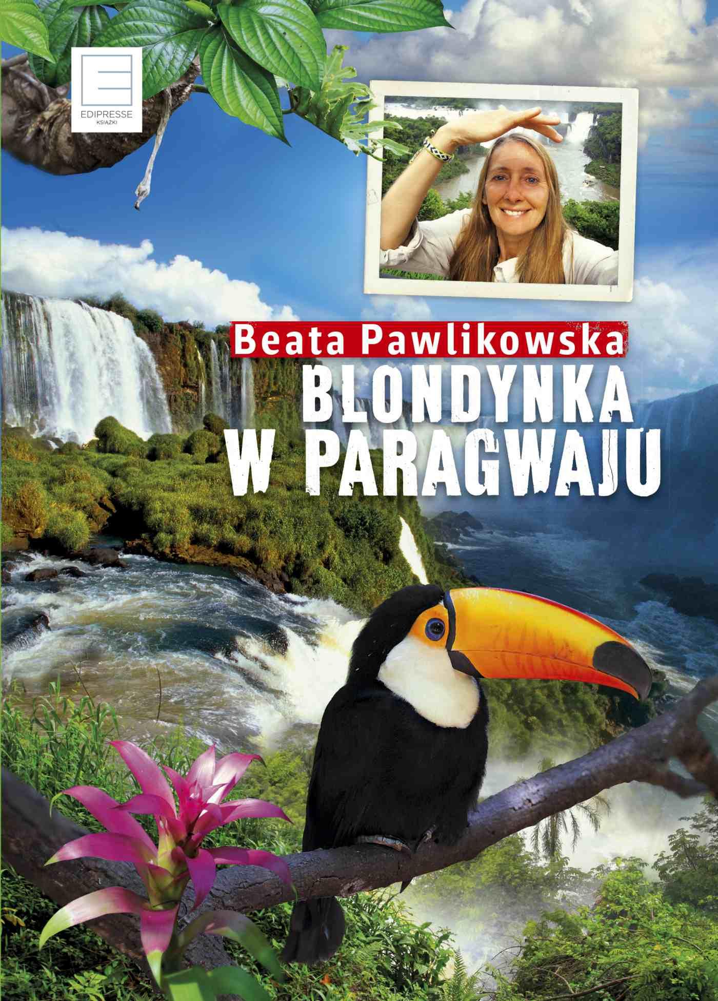 Blondynka w Paragwaju - Ebook (Książka na Kindle) do pobrania w formacie MOBI