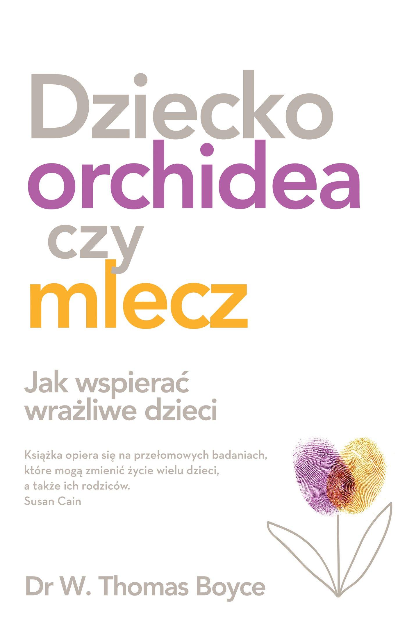 Dziecko orchidea - Ebook (Książka na Kindle) do pobrania w formacie MOBI