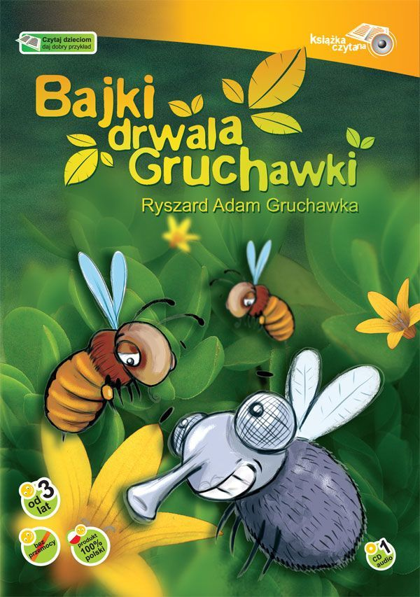 Bajki drwala Gruchawki - Audiobook (Książka audio MP3) do pobrania w całości w archiwum ZIP