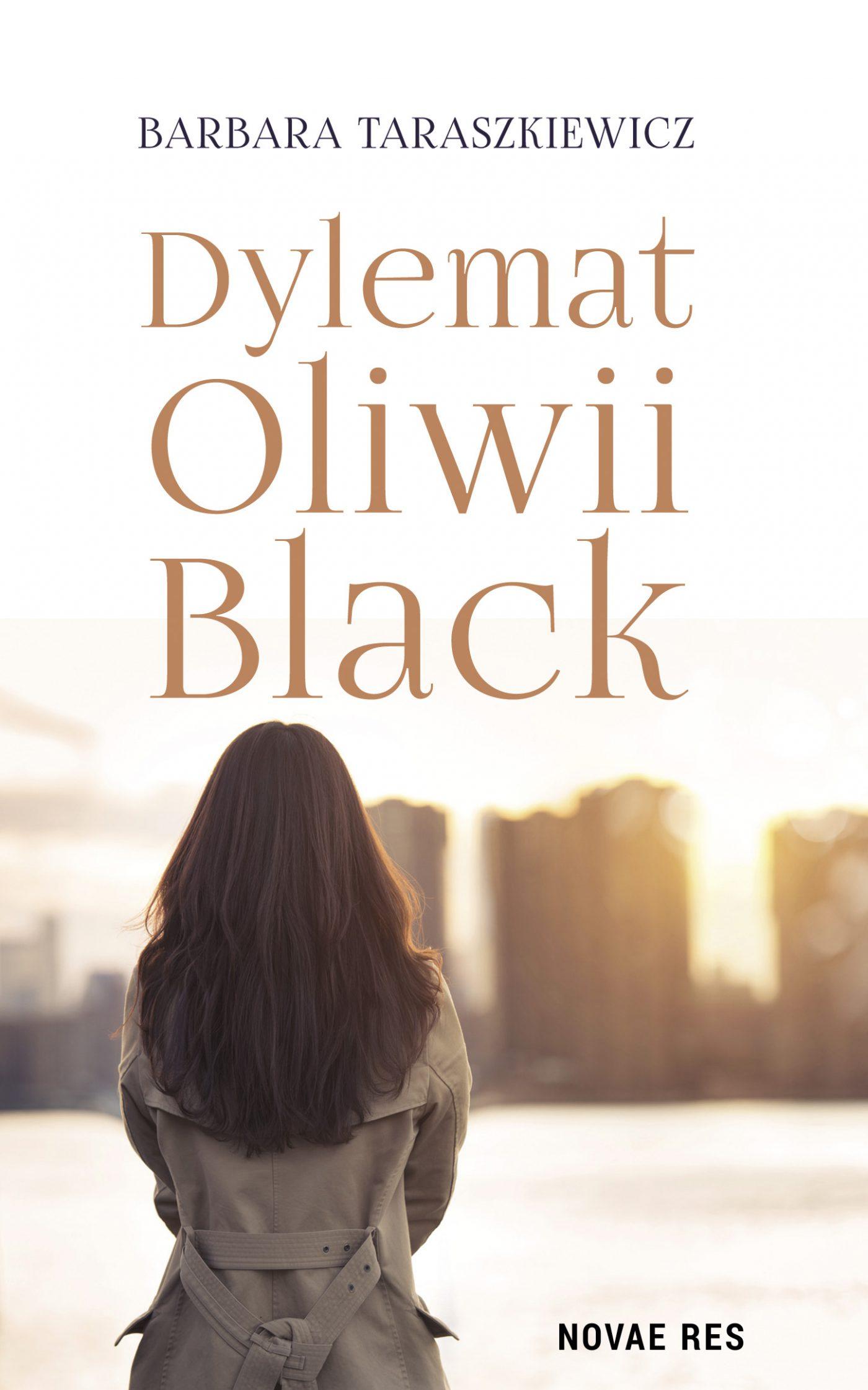 Dylemat Oliwii Black - Ebook (Książka EPUB) do pobrania w formacie EPUB